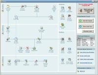 QuickBooks Enterprise 8.0 screen shot