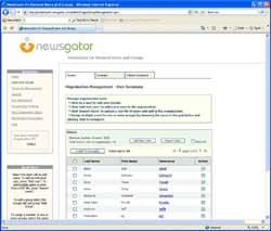 NewsGator Enterprise On-Demand