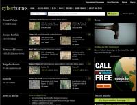 small business web resource CyberHome.com screenshot