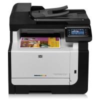 HP CM1415fnw Color Laser Multifunction Printer