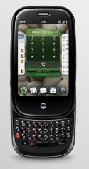 Palm Pre smartphone screenshot
