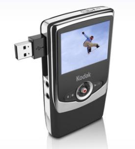 The Kodak Zi6 Video Camera