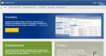 Angelsoft.net; small business entrepreneurs