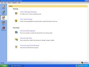 Symantec Backup Exec System Recovery 8 (Desktop Edition)