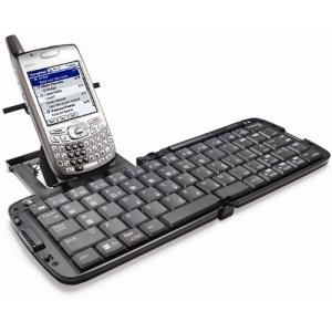 Palm Wireless Keyboard with Bluetooth Wireless Technology.