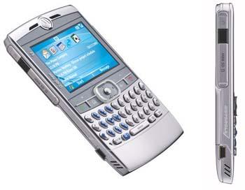 The Motorola Q Smartphone