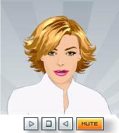 A SitePal avatar