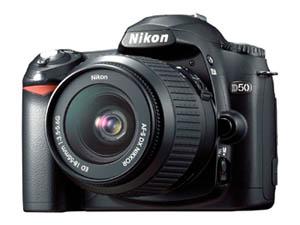 The Nikon D50