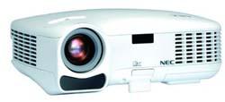 NEC LT30 projector