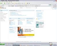 Microsoft Office Live screen shot
