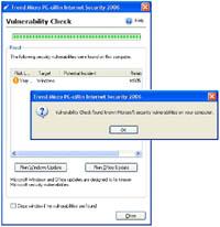 PC-cillin Internet Security Suite 2006