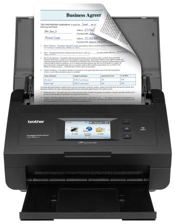 Brother ADS-2500we desktop scanner