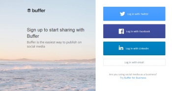Buffer, a social media tool for small business