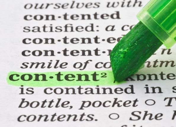 Content creation; Content marketing