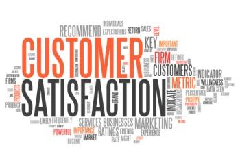 Small business marketing: Customer satisfaction