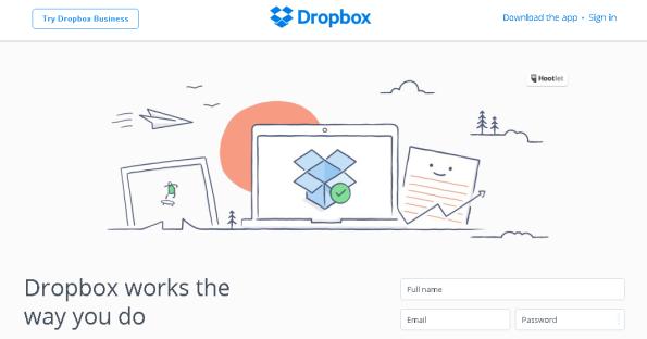 Small business IT management: Dropbox AdminX