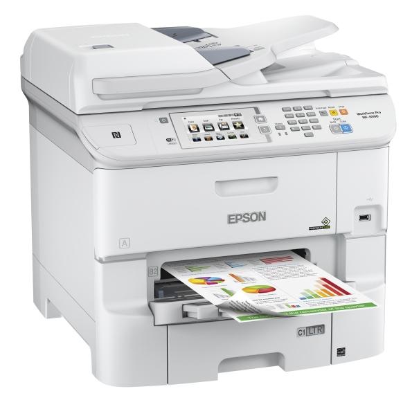 Epson WorkForce Pro WF-6590 MFP color inkjet printer