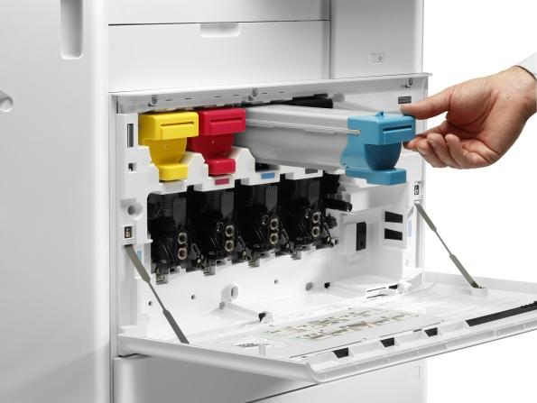 HP A3 MFP printers