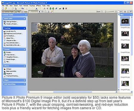 Picture It Photo Premium 9 Image Editor