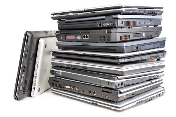 Repurposing an old laptop