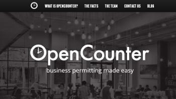 small business resource: OpenCounter.com