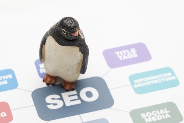 Google Penguin 4.0 SEO