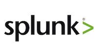 Image of Splunk SIEM logo.