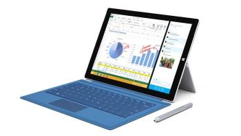 Microsoft Surface Pro 3 tablet-laptop combo