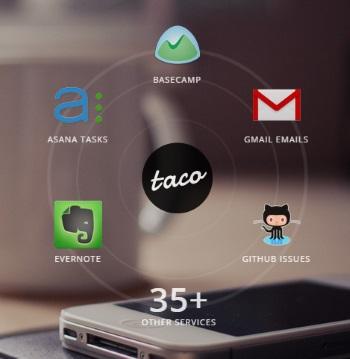 Taco browser plugin