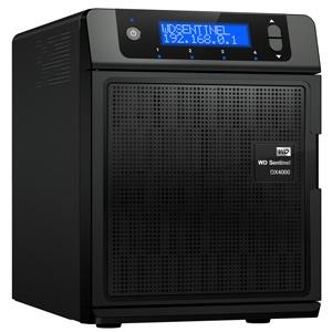 WD Sentinel DX4000