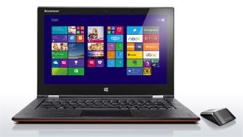 Yoga 2 13 laptop/tablet combination