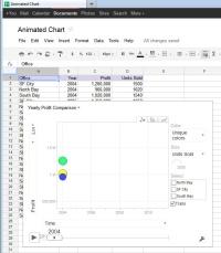 Google Docs Spreadsheet Gadget