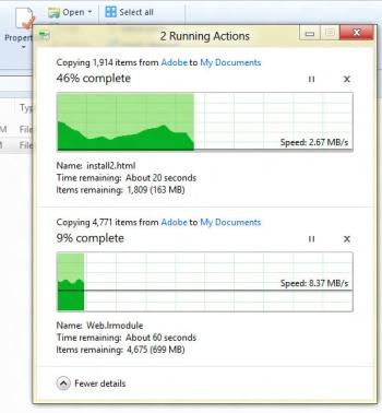Windows 8 Copy