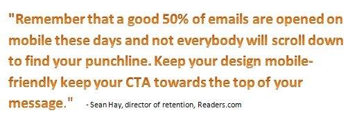 DIY email marketing tips