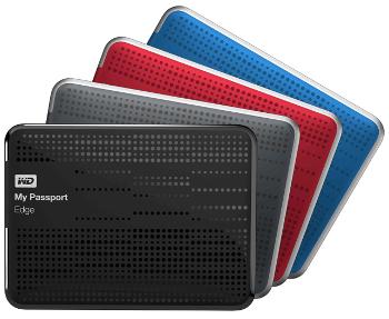 Western Digital My Passport portable backup drive