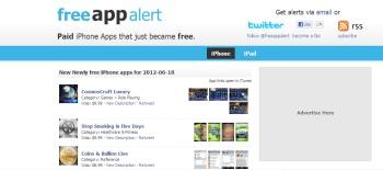 FreeApp Alert, small business Web tools