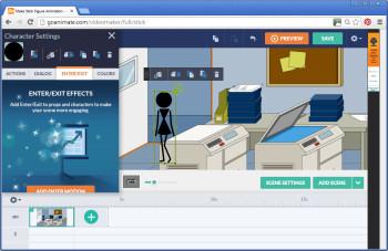 GoAnimate: small business animation software