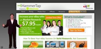 HammerTap Web tool