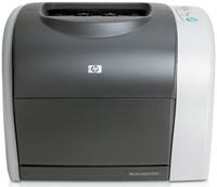 HP's Color Laser jet 2550L