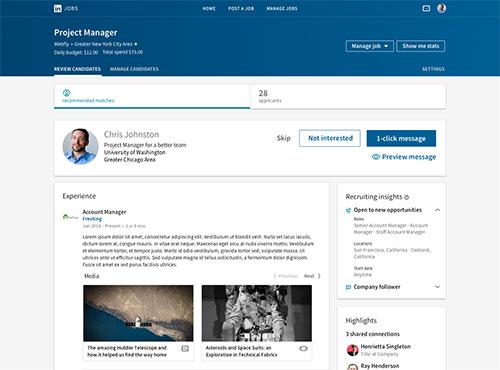 LinkedIn Job Posting Tools