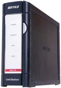 Buffalo Technology LinkStation Pro Shared Network Storage