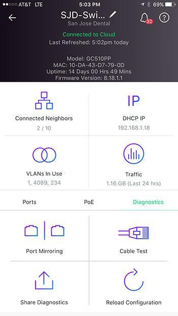 Netgear Brings SMB Network Management 'Insight' to Smartphones