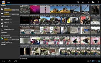 OpenExplorer open source Android app