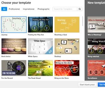 Prezi; PowerPoint alternative; small business software