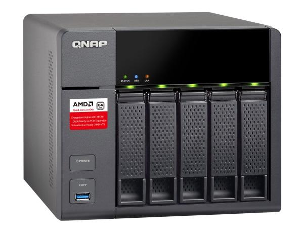 QNAP TS-563 NAS