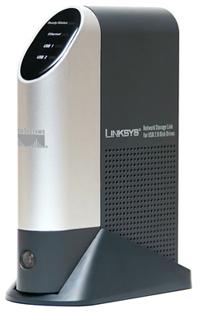X Linksys NSLU2 Network Storage Link