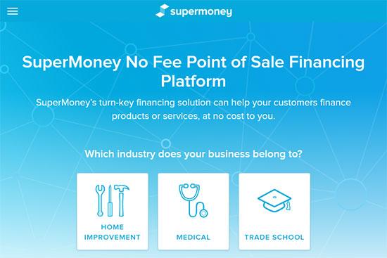 SuperMoney - Point-of-Sale