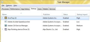 Windows 8 Tasks