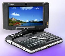 Fujitsu Lifebook U810