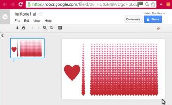 Google Drive: viewer